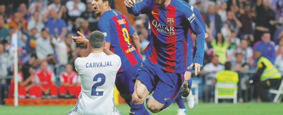 La messa cantata di Messi, il genio prestato al pallone