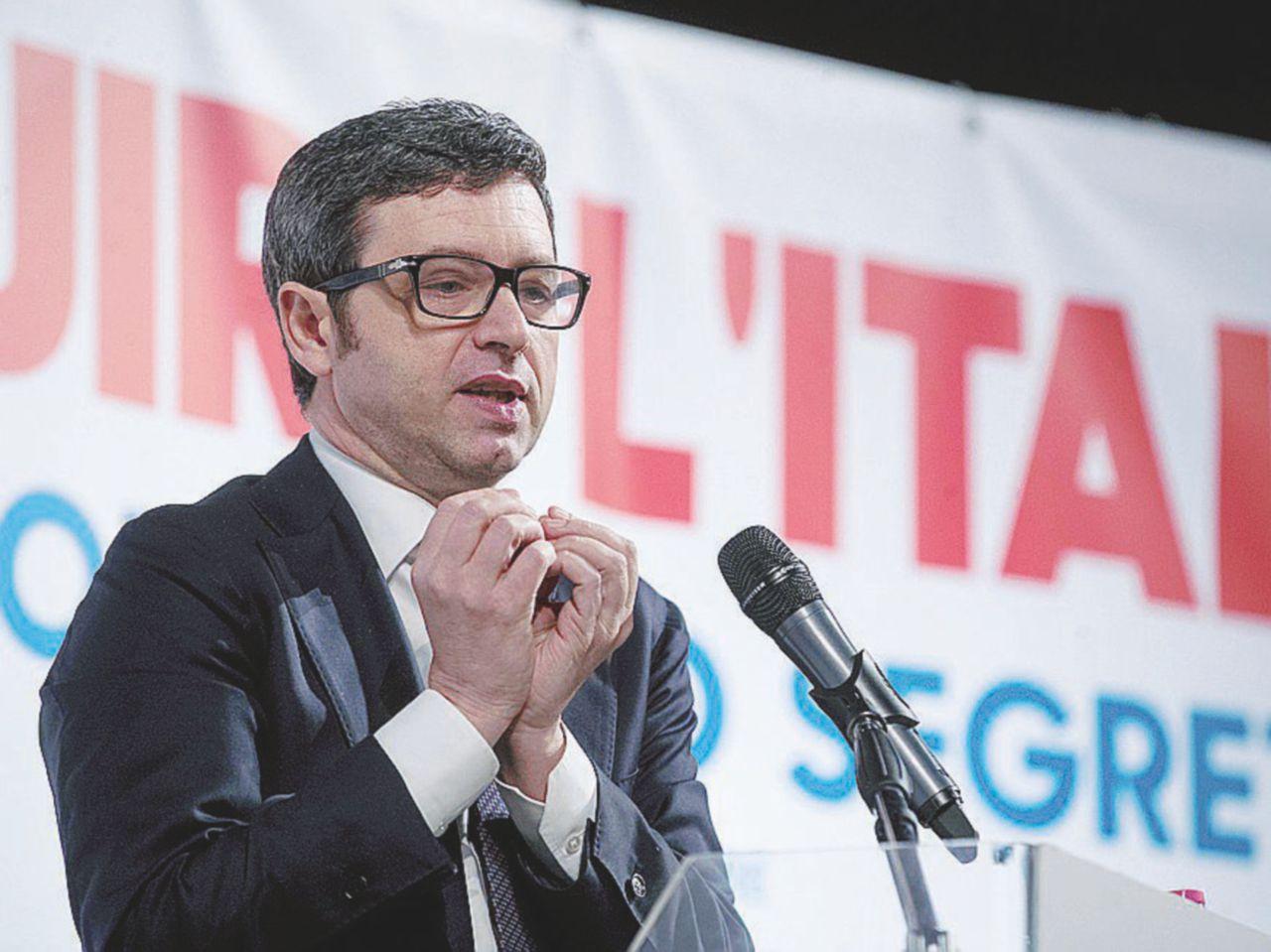 """""""Orlando doveva fermare i pm all'attacco di Renzi"""""""