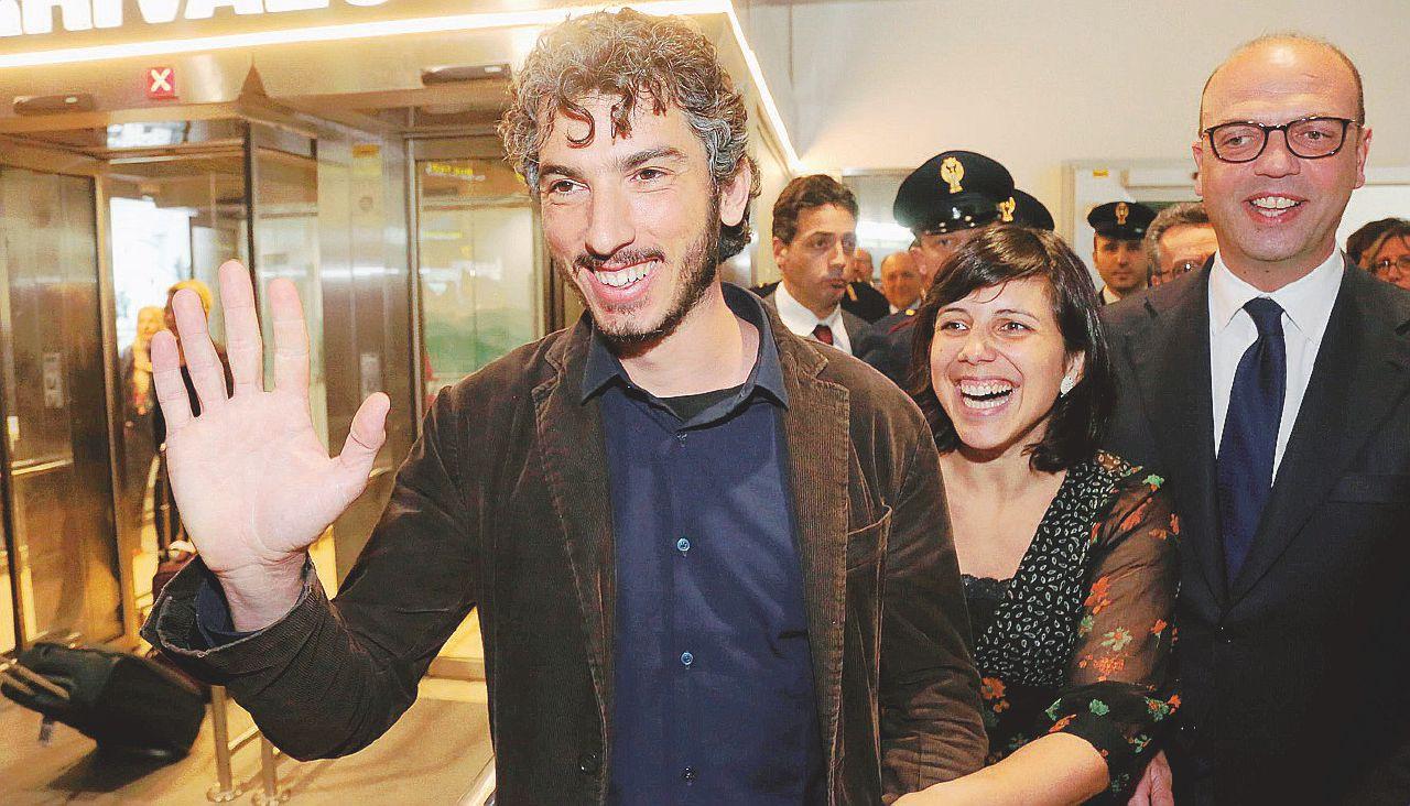 """L'accusa di Del Grande: """"Mia detenzione illegale"""""""