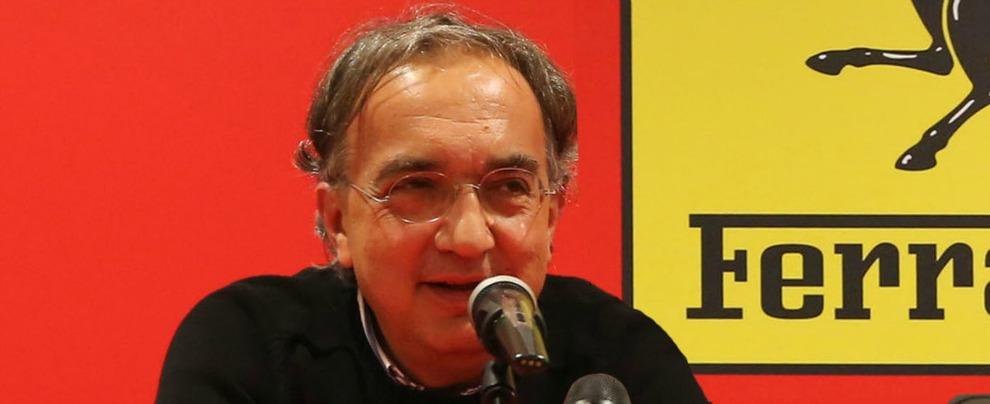"""FCA, Marchionne: """"Il futuro? La Ferrari in Formula E. E sogno l'Alfa Romeo in F1"""""""