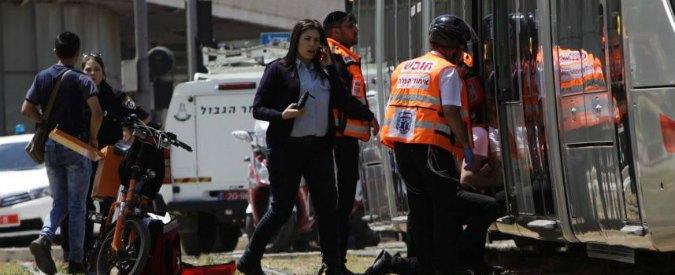 Gerusalemme, studentessa britannica uccisa a coltellate da un palestinese