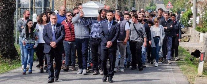 """Emanuele Morganti, via i fucili ai suoi familiari """"per il timore di una vendetta"""""""