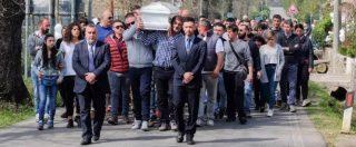 """Emanuele Morganti, il giorno dei funerali. Il vescovo: """"Contro di lui una ferocia spietata"""""""