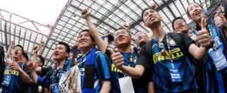 Inter – Milan 2-2, il primo derby cinese finisce in pareggio: Zapata salva i rossoneri al 97esimo. Nerazzurri beffati