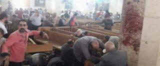 Egitto, stragi nella Domenica delle Palme: bombe nelle chiese al Cairo e Alessandria. L'Isis rivendica entrambi gli attentati – FOTO e VIDEO