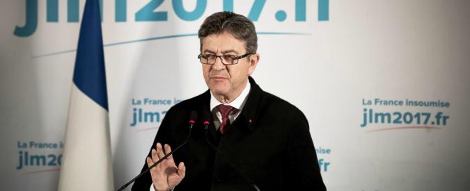 """Elezioni Francia, Jean-Luc Mélenchon: """"Andrò a votare, ma mai per il Front National"""""""