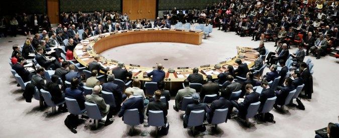 Attacco Usa in Siria, 'Onu è un carrozzone inutile quando si scontra con i Paesi potenti'