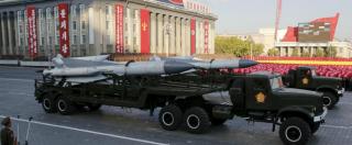 """Nord Corea, Pyongyang: """"L'attacco Usa in Siria giustifica l'atomica"""". E Trump rassicura Seul"""