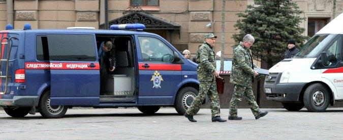 """San Pietroburgo, 3 fermi: """"Avevano avuto contatti con Jalilov"""". Investigatori: """"Forse attentatore kamikaze a sua insaputa"""""""