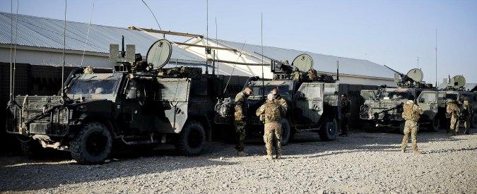Afghanistan, c'è ipotesi suicidio per colonnello trovato morto e indagato in una inchiesta per truffa sui blindati