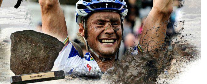 Parigi-Roubaix: l'ultimo inferno di Tom Boonen, il re delle pietre