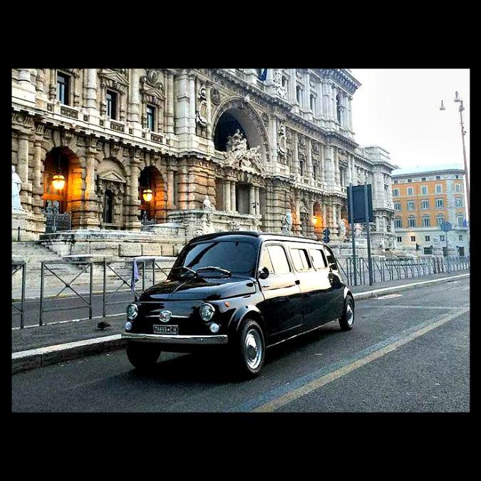 Fiat 500, va all'asta quella utilizzata nel film Zoolander 2