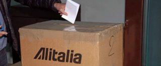 Alitalia, il conto è già raddoppiato: il prestito ponte è salito a 600 milioni di euro