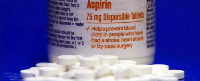 """Cancro, studio Usa sull'aspirina: """"Uso quotidiano a basse dosi riduce il rischio mortalità di diversi tumori"""""""