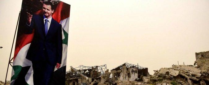 Siria, le armi chimiche sono vietate. Perché Assad non viene destituito?