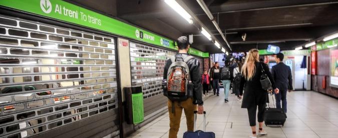 Sciopero Atm a Milano, si fermano M2, M3 e M5, attiva solo la metro rossa: caos e disagi in città, traffico in tilt