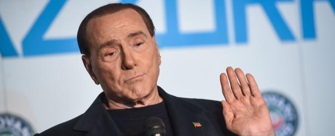 """Governo, Berlusconi: """"M5s? A Mediaset li prenderei per pulire i cessi"""". Morra: """"Meglio che accordarsi con la mafia"""""""