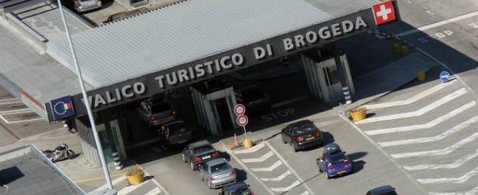 """Svizzera, tre valichi al confine con l'Italia chiusi di notte per sei mesi """"contro la criminalità frontaliera"""""""