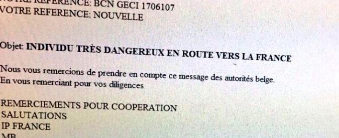 Parigi, il mistero del secondo attentatore sugli Champs-Elysées: il tweet con la foto e i cablogrammi dal Belgio