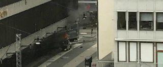 Attentato Stoccolma, camion e auto come armi: i precedenti da Nizza a Londra
