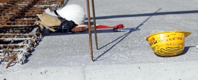 """Incidenti sul lavoro, Inail: """"L'anno scorso 1.133 denunce di infortuni mortali, in aumento del 10%"""""""