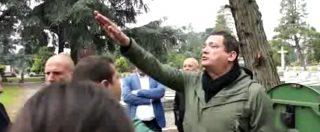 "25 aprile, a Milano scaramuccia tra ultradestra e antifascisti: ""Fumatevi le canne con Sala"". ""Resistenza!"""