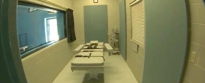 """Usa, """"rantoli del condannato a morte dopo l'iniezione del sedativo midazolam"""""""