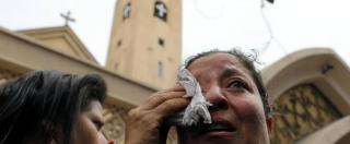 """Stragi in Egitto, fondazione pontificia Acs: """"Barbarie irrefrenabile. Al Sisi è incapace di garantire la sicurezza dei cristiani"""""""
