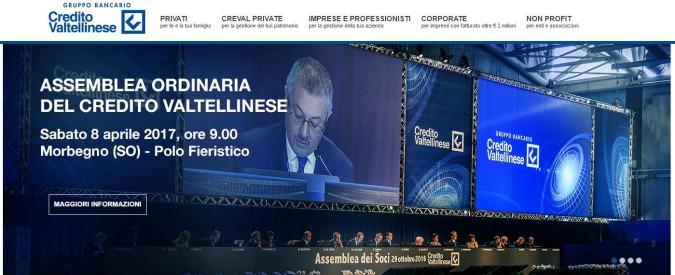 Credito Valtellinese, l'ex popolare mette a segno la maxi ricapitalizzazione e rinnova i soci. Non (ancora) i vertici