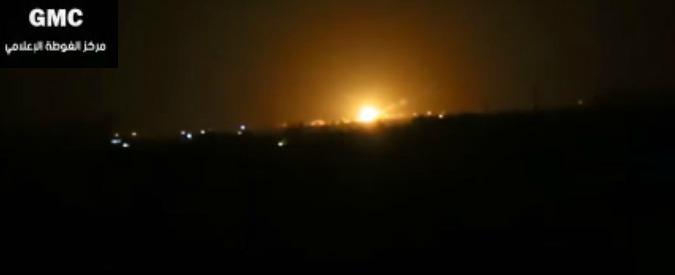 """Siria, """"raid aereo israeliano vicino all'aeroporto di Damasco"""": il ministro dell'Intelligence non smentisce"""