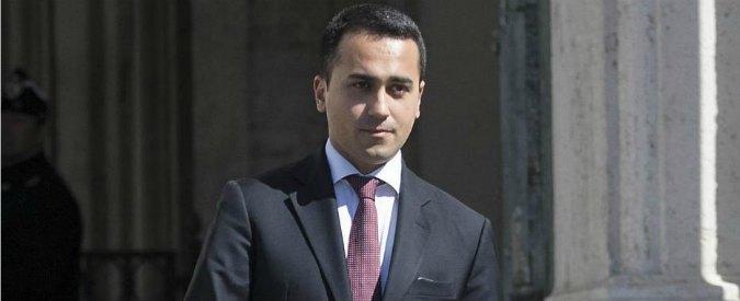 """M5s, Di Maio: """"Elezioni politiche? Chiederemo il mandato di governo anche senza il 40 per cento"""""""