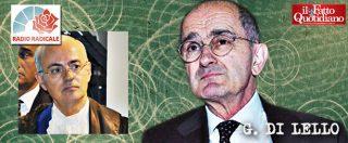 """Ong e migranti, l'ex giudice antimafia Di Lello: """"Zuccaro? Battage pubblicitario fuori luogo sul niente"""""""
