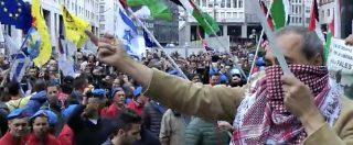 25 aprile, al corteo di Milano fischi e insulti alla Brigata Ebraica e al Pd