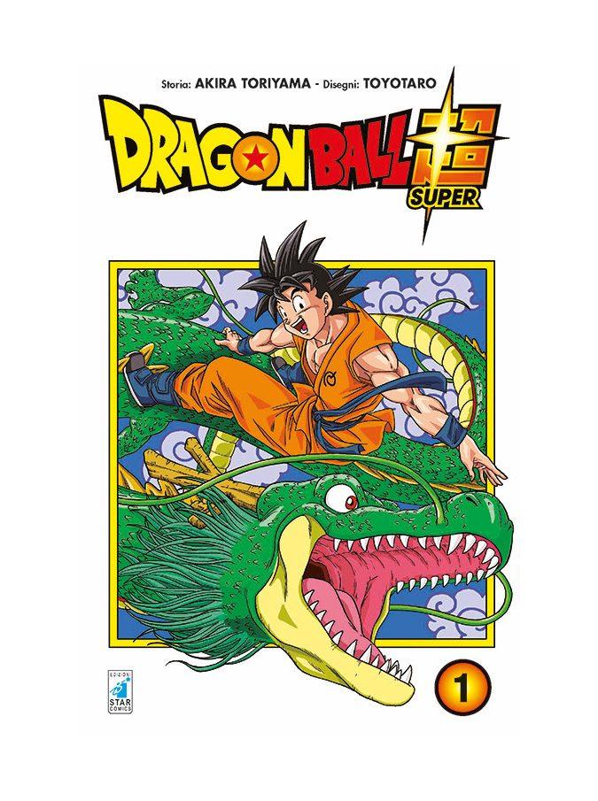 Dragon Ball Super: dal 26 aprile le avventure di Goku tornano in edicola con il nuovo manga