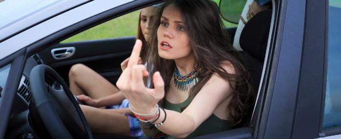 """Gli automobilisti italiani? """"I più spericolati e irrispettosi d'Europa"""""""