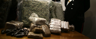 Droga, Consulta: sproporzionata pena minima di 8 anni per i reati non lievi