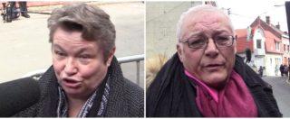 """Elezioni Francia, il vox ai seggi nel feudo della Le Pen: """"Al voto per cambiare"""""""