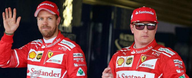 """Formula 1, prima fila tutta Ferrari in Russia. Vettel """"al settimo cielo"""" (griglia di partenza e orari tv Sky e Rai)"""