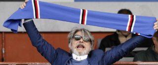 """Massimo Ferrero, """"più di un milione tolto dalle casse della Samp per pagare i debiti della Livingston e finanziare un film"""""""