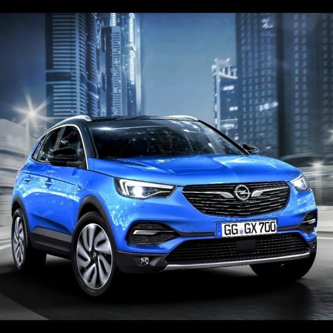 Opel Grandland X, il suv sfizioso che viene dalla Germania – FOTO