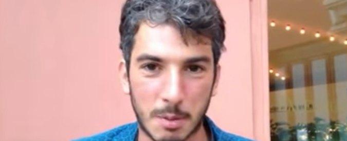 """Gabriele Del Grande fermato in Turchia telefona alla compagna: """"Non rispettano miei diritti, comincio sciopero della fame"""""""
