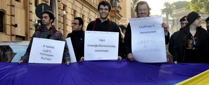 'Sterminio gay' in Cecenia, omosessuali colpevoli di esistere