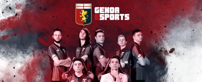 Il Genoa sbarca nel mondo degli eSport affidandosi all'esperienza dei TeS Gaming
