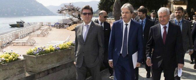 Paolo Gentiloni e il cieco elogio del libero mercato