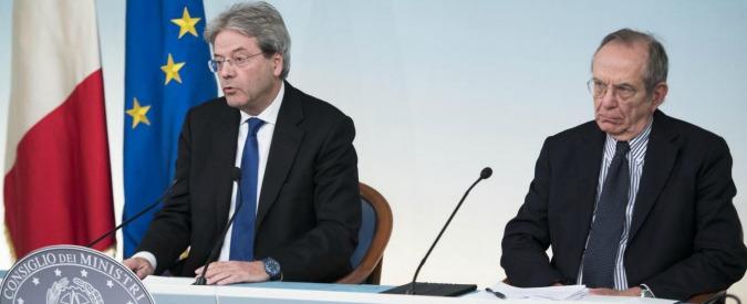 Banche, con il regalo di primavera il governo Gentiloni onora le tradizioni romane