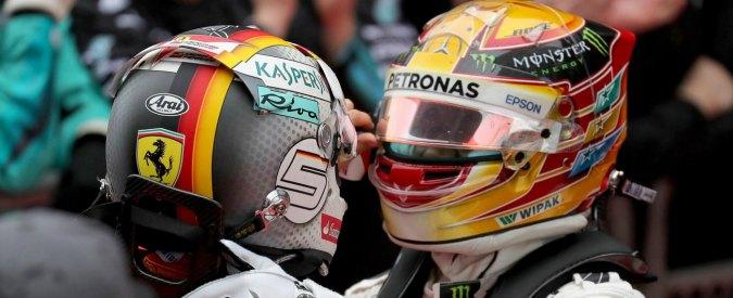 Formula 1, gran premio di Shanghai: Ferrari s'avviCINA ma Mercedes soffre meno
