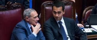 """Migranti-Ong, botta e risposta Di Maio – Grasso: """"Da lui no lezioni"""". Il presidente del Senato: """"Quante lacune, Luigi impara"""""""