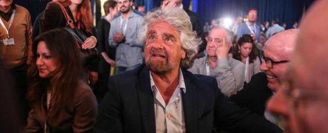 Grillo: 'Ho proposto referendum su Euro. Italia s'esprima'. Di Maio: 'E' spirito libero, linea M5s su Europa non cambia'