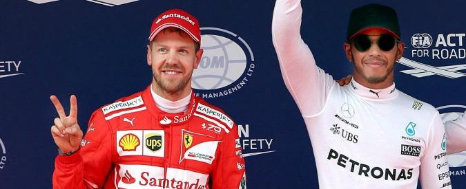"""Formula 1, Vettel rischia una sanzione per l'incidente con Hamilton. La Fia pronta ad esaminare il caso: """"Valutiamo misure"""""""