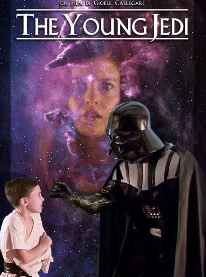Regista a 10 anni, così Gioele Callegari ha riadattato la saga di Star Wars in un corto